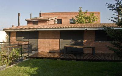 Habitatge Menàrguens 1995